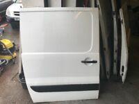 2007-2014 Citroen dispatch fiat scudo Peugeot expert n/s & o/s side loading door complete