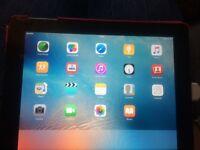 Black iPad 2 16gb great working ordered