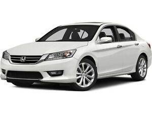 2014 Honda Accord Touring Back Up Camera, Navigation, and Mor...