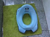 Toilet seat for young child