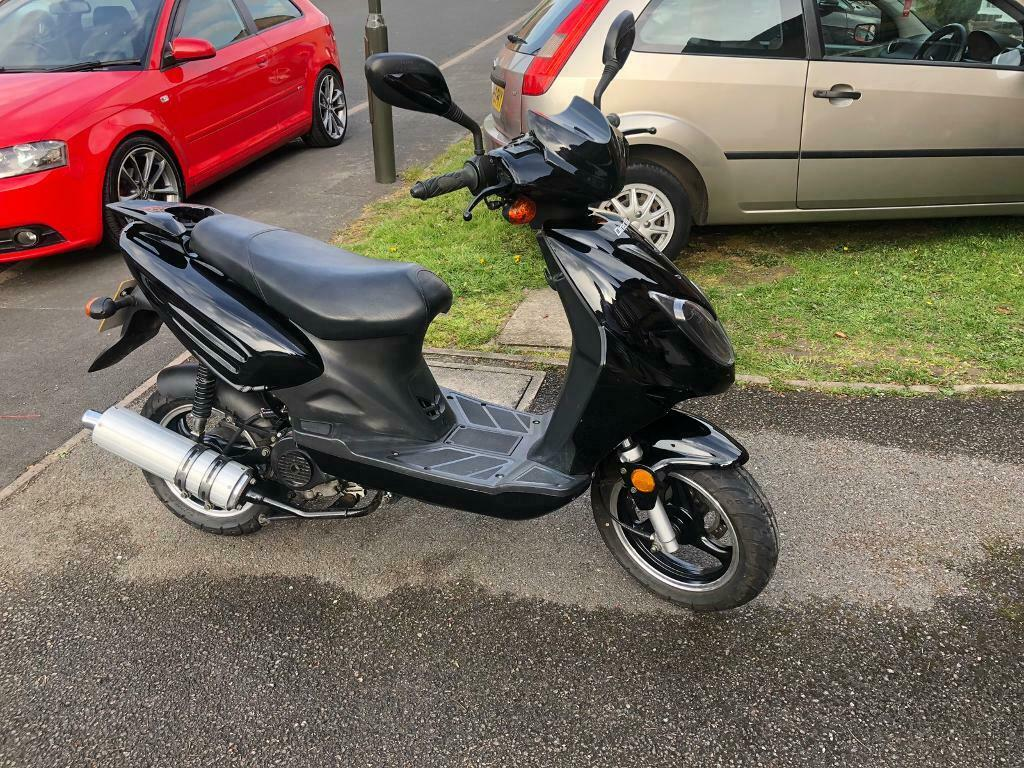 50cc Moped | in Midway, Derbyshire | Gumtree