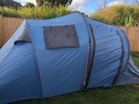 Halfords 4. Man tent