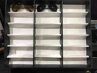 Sunglasses/glasses storage/stand (18 pairs)