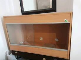 Vivarium 3x2x1 ft