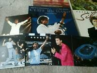 Cliff Richard collection of LPs and