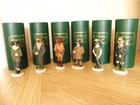 Robeert Harrop dog figurines
