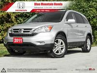 2011 Honda CR-V EX-L - No Accidents - Blue Mountain Honda