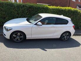 BMW 1 Series 1.6 114i Sport Sports Hatch 3dr, Full service history + 11 months MOT