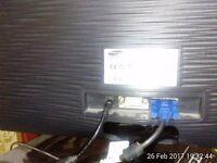 """Spares/Repair Samsung 24"""" SA300 Monitor"""