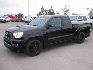 2014 Toyota Tacoma Xrunner-Manual-Back UP CAM
