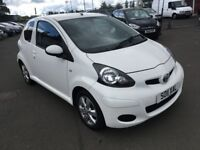 2011 Toyota AYGO 1.0 , mot - August 2019 , only 52,000 miles , 2 owners ,corsa,c1,fiesta,107,yaris,