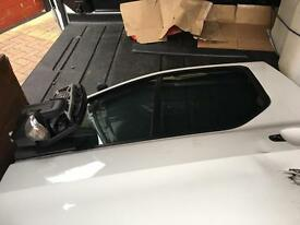 FORD TRANSIT CUSTOM LIMITED PASSENGER DOOR COMPLETE