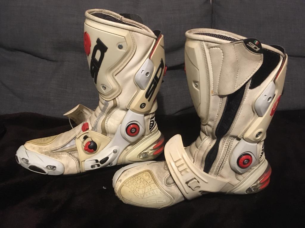 Sidi motorcycle boots 8 (42)