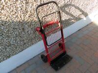 Power devil garden trolley truck