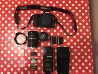 Canon 5d Mark II + accessories