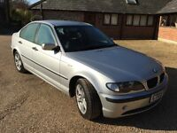 VERY TIDY BMW 318i SE 2003 VERY LOW MILES EXCEPTIONAL CONDITION