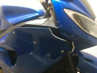 2005 Triumph Sprint ST1050 Spares or Repairs or Street Fighter