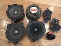 Harman Kardon speakers set BMW e46 coupe m3