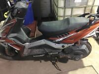 Lexmoto matador 125cc for sale
