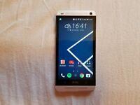 HTC One M7 silver 32GB fully working no simlock