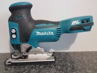 NO OFFERS..MAKITA DJV181 18V Cordless Li-Ion BRUSHLESS JIGSAW body only,as new