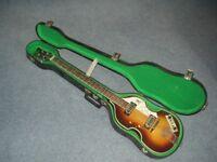 Hofner 500/1 Beatle or Cavern Bass