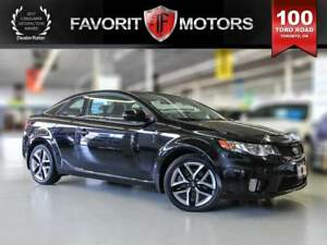 2013 Kia Forte Koup 2.4L SX, Heated Seats, Sunroof, Leather