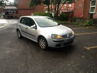 Vw golf 1.9 tdi se 2004 12 months mot