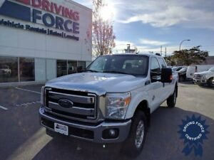 2016 Ford Super Duty F-350 XLT Crew Cab 4X4 w/8.1' Box, 6.7L