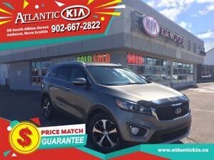 2016 Kia Sorento EX Leather, Heated Seats, BackUp Cam, Bluetooth