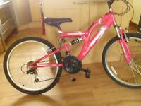 Hawk Corfu girls bike