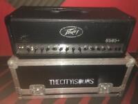 Peavey 6505+ 120w Amp Head w/Flightcase & Footswitch