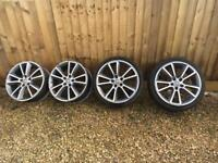 Vauxhall VXR alloys 19 inch Ronals