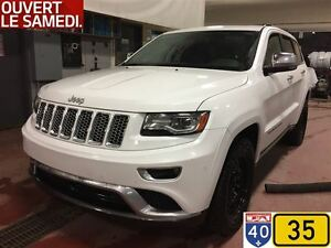 2014 Jeep Grand Cherokee SUMMIT, DIESEL, CRUISE ADAPTATIF, 8 PNE