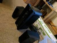 Gaming Sub woofer speakers