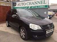 Volkswagen Polo 1.4 Match 3dr£3,495 p/x welcome FREE WARRANTY. NEW MOT