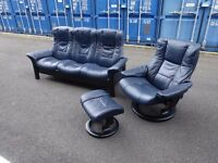 Ekornes Stressless Suite,Possible Long Distance Delivery
