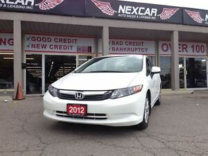 2012 Honda Civic LX AUT0 A/C CRUISE ONLY 115K