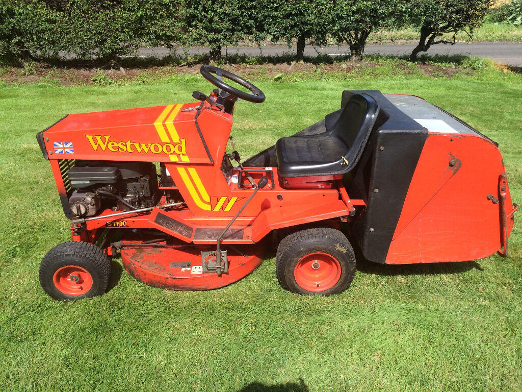 Westwood Ride On Mower For Sale In Dundee Gumtree