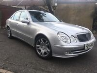 Mercedes E320 Cdi ///Low Mileage///