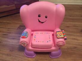 Fisher Price Laugh & Learn Fun Stages Chair