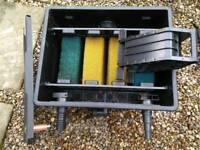 Koi pond filter high quality