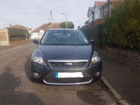 Ford Focus Titanium (Auto) 2010- ONLY 7916 MILES! One elderly lady owner from new!