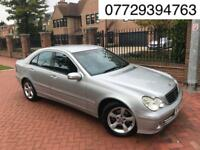 2004 Mercedes C Class 1.8 C180 Kompressor Avantgarde SE 4dr # 1 YEARS MOT # Auto # Automatic