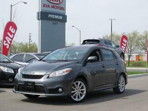 2012 Toyota Matrix XRS