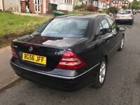 Mercedes c200 diesel part ex or swap