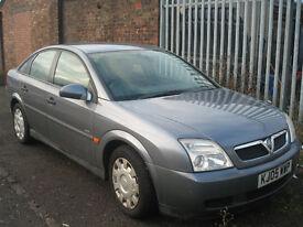 Vauxhall Vetra 18 petrol 05 plate £400