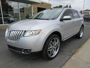 2011 Lincoln MKX AWD *8 PNEUS+MAGS*