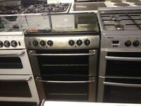 Belling 60cm gas cooker (fan oven)
