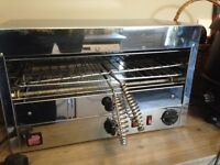 Parry kitchen grill